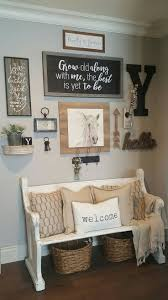 Don't really care for the quotes exactly but live the style and gallery  wall | Home Sweet Home | Pinterest | Gallery wall, Walls and Decorat
