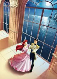 Small Picture Ariel and Eric Always one of my favorite Disney couples