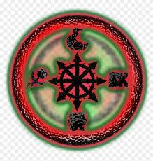 Chaos magick and punk rock, the rise and fall of chaos magick analogized to the rise and fall of crisis magicians, orders, disorders, lynx, and lone wolves, insight into orders and disorders, and. Magic Circle Chaos Circle Hd Png Download 882x886 225120 Pngfind