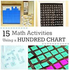 Kids Math Charts 15 Fun Hundred Chart Activities For Kids Buggy And Buddy