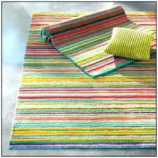 bright outdoor rugs new rug striped blue fl colored orange