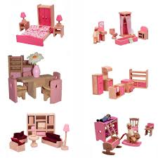 wooden barbie dollhouse furniture. ELC Dolls House Furniture Wooden Barbie Dollhouse N