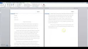 006 Research Paper How To Format In Word Ideas Collection Apa Style