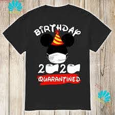 Mickey Mouse Birthday 2020 Quarantined ...