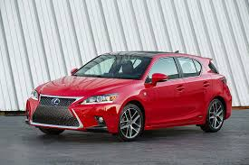 Lexus Ct Overview Cars Com