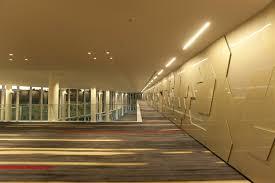 enepro x downlights at the racv royal pines ballroom designed by tony dowthwaite at tdld