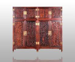 New Classical Antique Chinese style Rosewood Wardrobe Home Bedroom