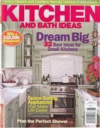 Feature In June 2011 Kitchen Bath Ideas Magazine Jeff King Company