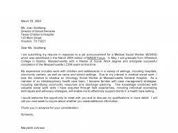 Sample Cover Letter For Hospital Job Choice Image Letter Samples