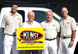 bob kunst painting inc the kunst name is synonymous with painting in marin county in 1871 henry kunst immigrated from germany to new york where he