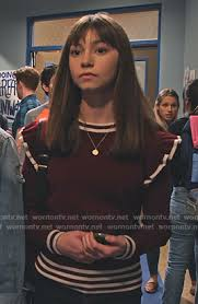 The new investigation discovery series surviving evil presents stories of victims who fought back against their attackers and, against all odds, survived. No Good Nick Outfits At Wornontv Net Ruffle Sweater Plaid Blouse Red Plaid Shirt