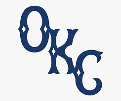 Okc Dodgers Logo 3388461 Free Cliparts On Clipartwiki