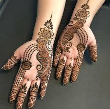 Latest Design Of Mehandi Latest Mehndi Designs Simple And Easy Collection For All