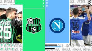 Sassuolo-Napoli dove vederla: Sky o DAZN? Canale tv e ...