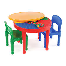 compatible furniture. Compatible Furniture. Tot Tutors Kids 2-in-1 Plastic Lego-compatible Activity Furniture A