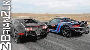 supercars drag racing 1 veyron p1 918 huracan 650s youtube