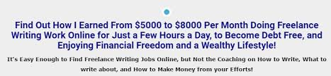 coaching to start lance writing online jobs writing jobs helped me achieve my ldquowork from home dreamsrdquo access the only complete system available to help you earn money from home by starting a