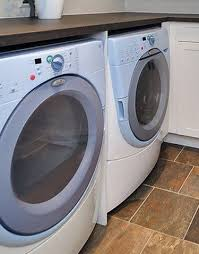 countertop above washer and dryer laundry room countertop ideas05 coolest laundry room design ideas for todays