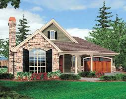 One Story House Plans   Cottage house plansOne Story House Plans Cottage