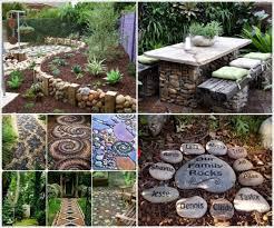 A rock garden is an ideal option to beautify and to give a different feel  to your house. It makes a natural addition to any home by creating natural  and ...