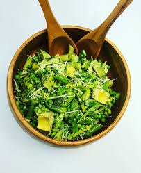 Image result for all green salad