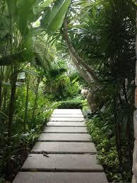 Gorgeous thailand villa tropical garden