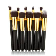 best eyeshadow brush set 8 piece eye blending spectrum brushes