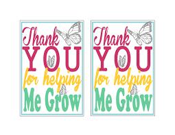 Free Teacher Appreciation Printable Appreciation Teacher And