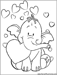 Small Picture Mickey Mouse Valentines Day Coloring Pages Coloring Coloring Pages