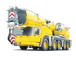 Grove Gmk 5250 Load Chart Manitowoc Launches New Grove Gmk5250l All Terrain Crane With