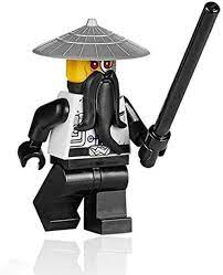 LEGOà Ninjago (TM) Evil Sensei Wu (70725): Amazon.de: Spielzeug