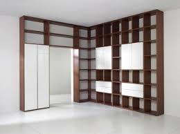 Office Bookshelf Design Ideas Furniture Interior Amusing Wall Mounted Bookshelves  Designs Brown With White Wall Color Inspirations Unique Bookshelves ...