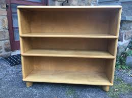 ... Heywood Wakefield bookcase front low ...