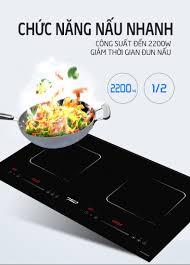 Cùng phân khúc, nên mua bếp từ Chefs EH DIH321 hay DIH320?