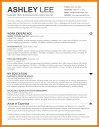 Marketing Areas Of Expertise Resume Sales Resume Example Sales