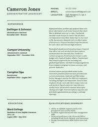 Best Resume Templates Best Resume Format 100 Template learnhowtoloseweightnet 93