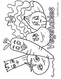 Small Picture Vegetable coloring pages Hellokidscom