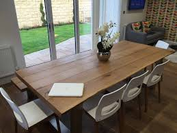 rustic dining table and chairs. Rustic-dining-table-set-from-abacus-tables-full- Rustic Dining Table And Chairs