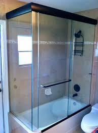 bathtub doors 6 bath tub shower installation