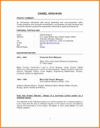Graduate Resume Sample Resume for A Fresh Graduate Lovely 100 Fresh Graduate Resume 86