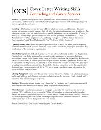 Career Counselor Cover Letter Leading Professional Admissions