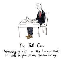 New Home Cartoon Images Fashionable Outfits For Working From Home The New Yorker
