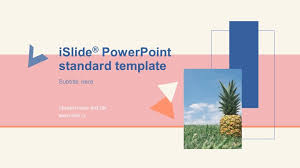 Creative Powerpoint Templates Free Download Islide Make