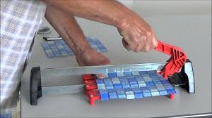 cutting glass tiles with simple mosaic manual tile cutter for ideas how to cut can you