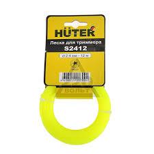 <b>Леска для триммеров Huter</b> S2412 - купить, цена и фото в ...