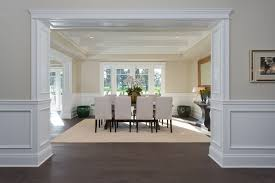 wainscoting dining room. Wainscoting Dining Room Photo - 6 N