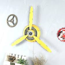enjoyable inspiration ideas airplane propeller wall decor wood propellers vintage antique wooden