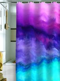 purple shower curtain set curtains from bed bath