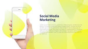 Digital Marketing Presentation Template Free Powerpoint Templates