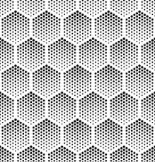 Pattern Vector Custom Halftone Seamless Pattern Royalty Free Vector Image